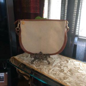 Vintage Canvas Gucci Bag